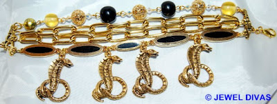 AFRICAN SAFARI: Snake Jewellery available at Jewel Divas!