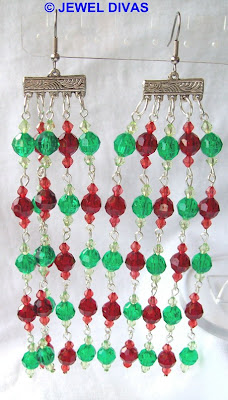 AC CHRISTMAS earrings