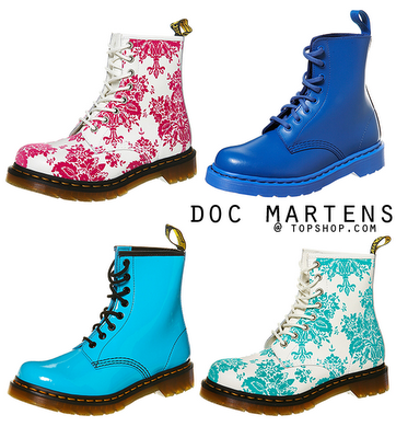ACCESSORY STYLE: Doc Martens. I DESPERATELY WANT THESE part 2