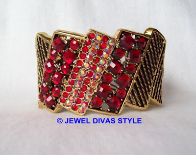 My Personal Collection: Red jewellery