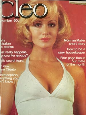 TODAY'S LIFESTYLE: Paper Giants: The birth of Cleo. When were cover models replaced with boring old celebrities?