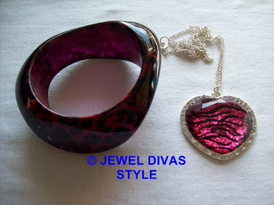 My Personal Collection: Pink jewellery