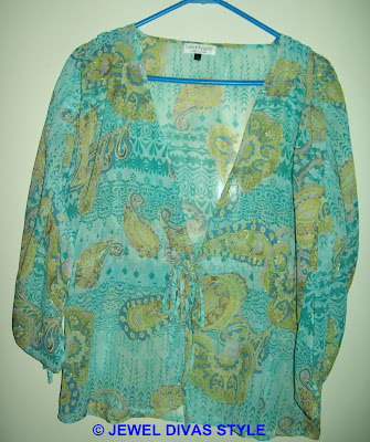BLOUSE+GOLD+-+17.50+B.DIRECTIONS