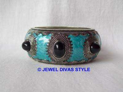 My Personal Collection: Blue jewellery