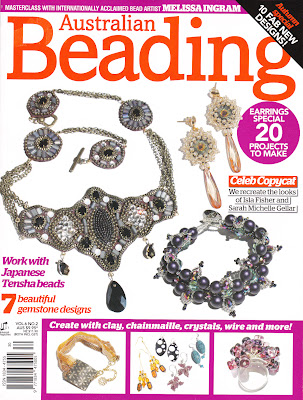 HOW TO: Get your jewellery designs into a beading magazine