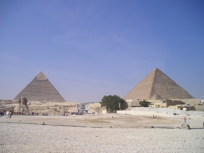 PLACES I WANT TO GO: Egypt
