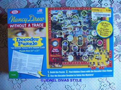 HOW TO: Do a Nancy Drew Puzzle