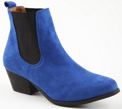 LUST HAVES: Blue boots