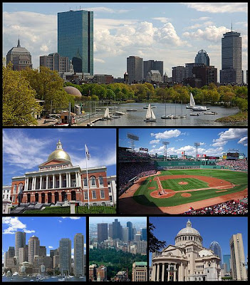 PLACES I WANT TO GO: Boston and Salem in Massachusetts