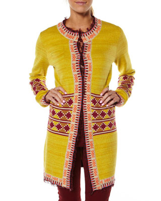LUST HAVES: Tigerlily Moorish Cardigan