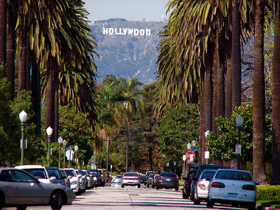 PLACES I WANT TO GO: Los Angeles and Hollywood!