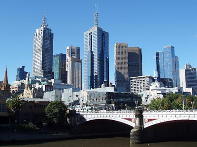 PLACES I WANT TO GO: Melbourne