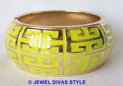 MY PERSONAL COLLECTION: Yellow jewellery