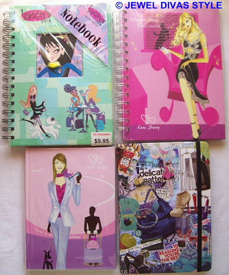 STYLE NOTES: Notebooks and folders