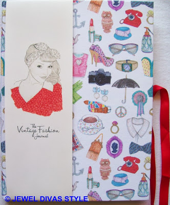 STYLE NOTES: The Vintage Fashion Journal