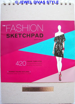 STYLE NOTES: The Fashion Sketchpad