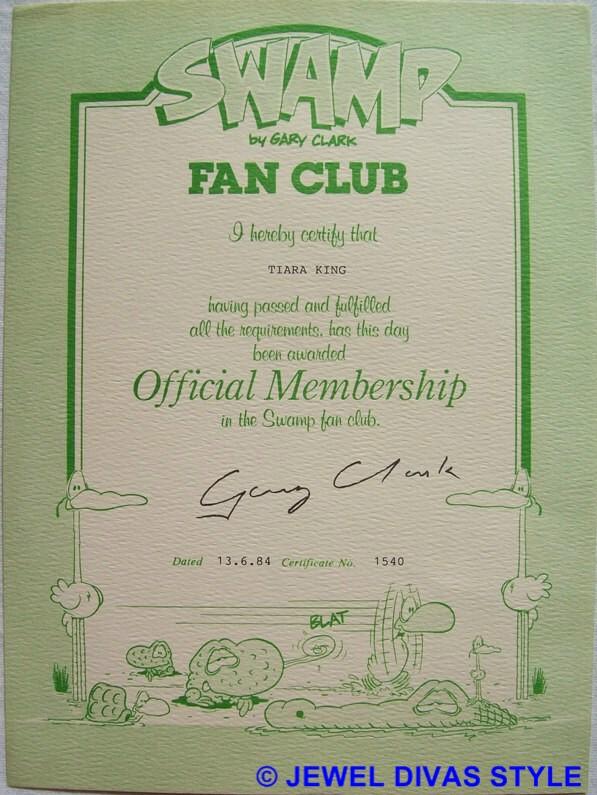swamp fan club