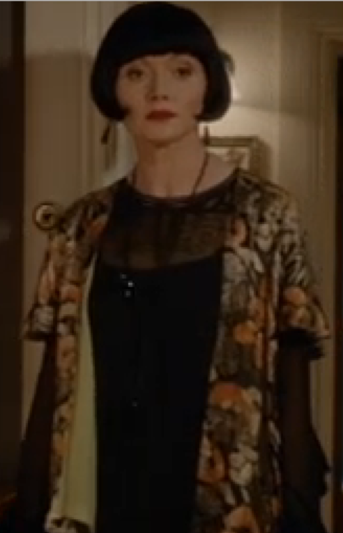FASHION STYLE: The Fabulously Glamorous World of The Honourable Miss Phryne Fisher, Lady Detective, part 3