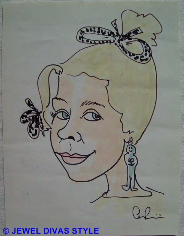 CARICATURE OF ME!