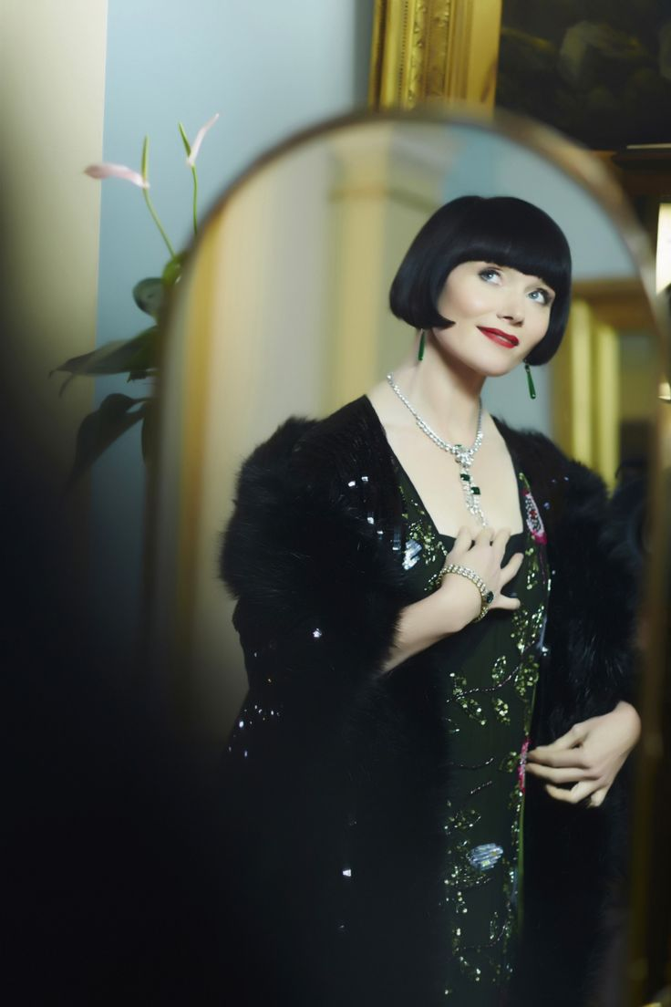 FASHION STYLE: The Fabulously Glamorous World of The Honourable Miss Phryne Fisher, Lady Detective, part 6