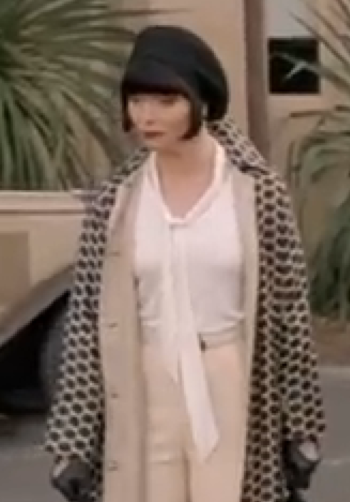 FASHION STYLE: The Fabulously Glamorous World of The Honourable Miss Phryne Fisher, Lady Detective, part 8
