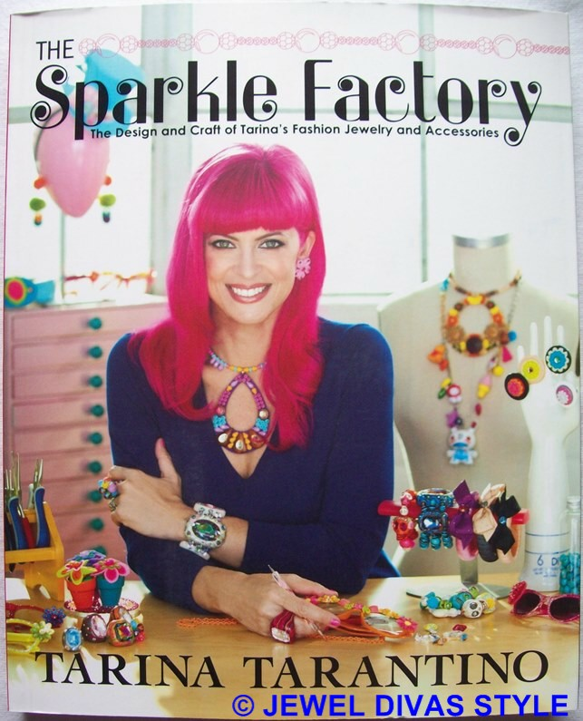 BOOK STYLE: Tarina Tarantino's The Sparkle Factory
