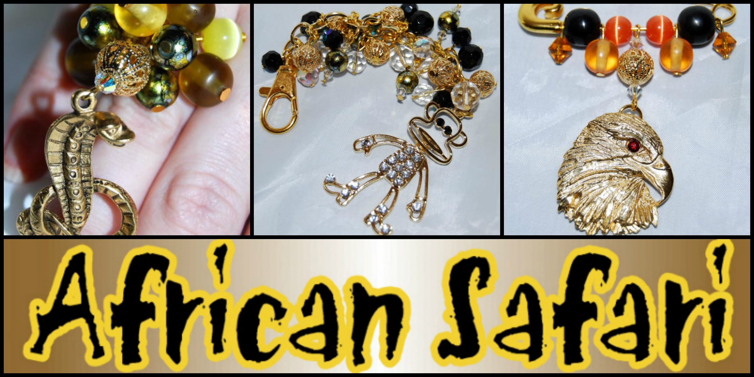 AFRICAN SAFARI: Still available from Jewel Divas
