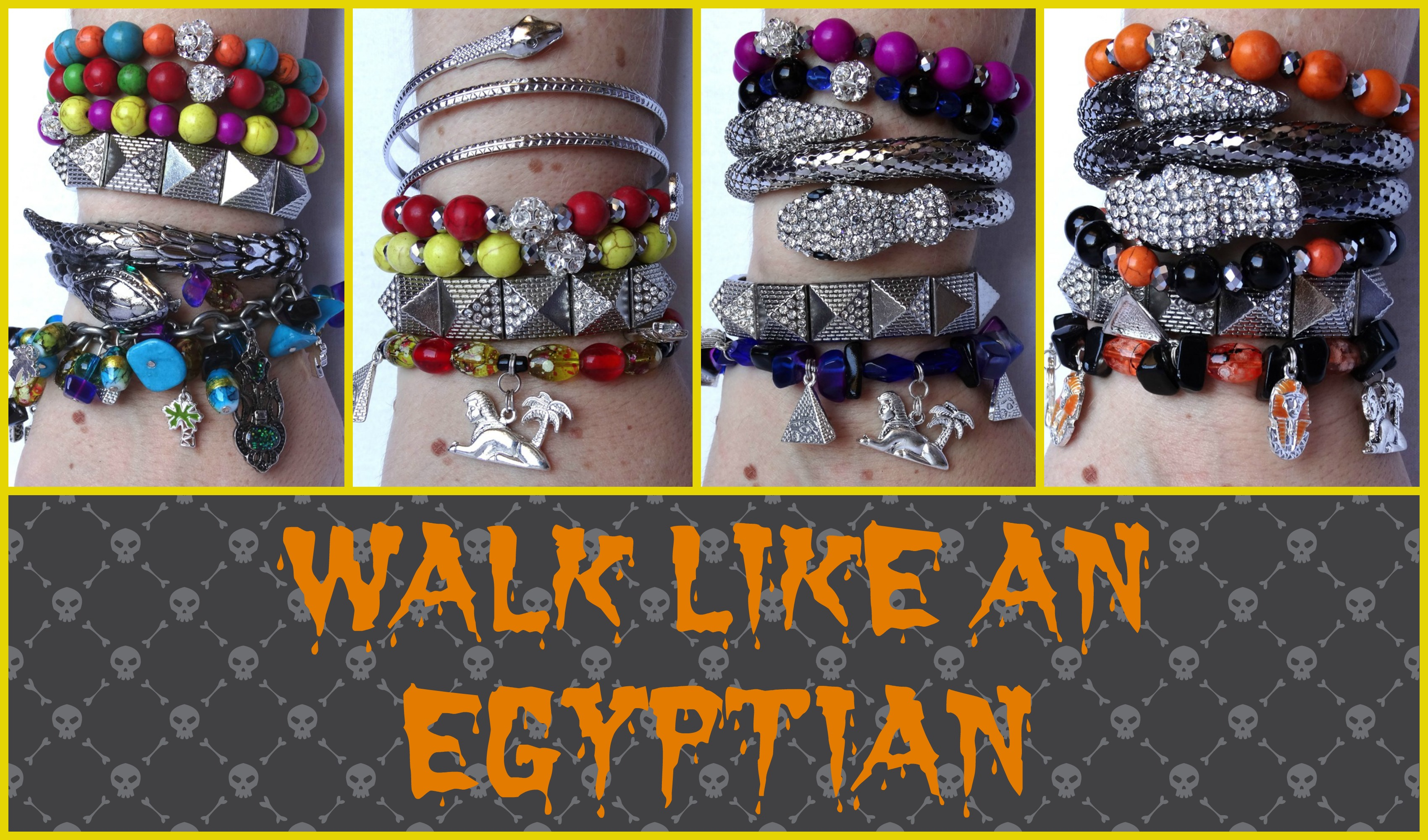 TREASURE TROVE: Walk Like An Egyptian now available