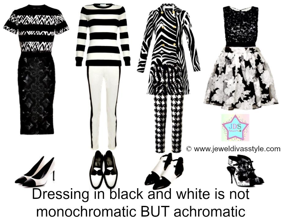 JDS ACHROMATIC DRESSING