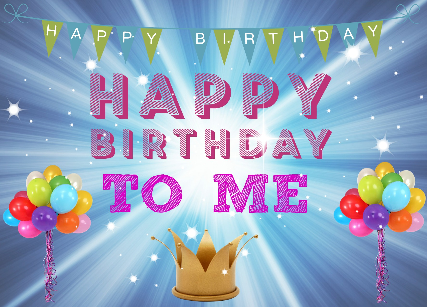 40 THINGS ABOUT ME: Today is my Birthday!