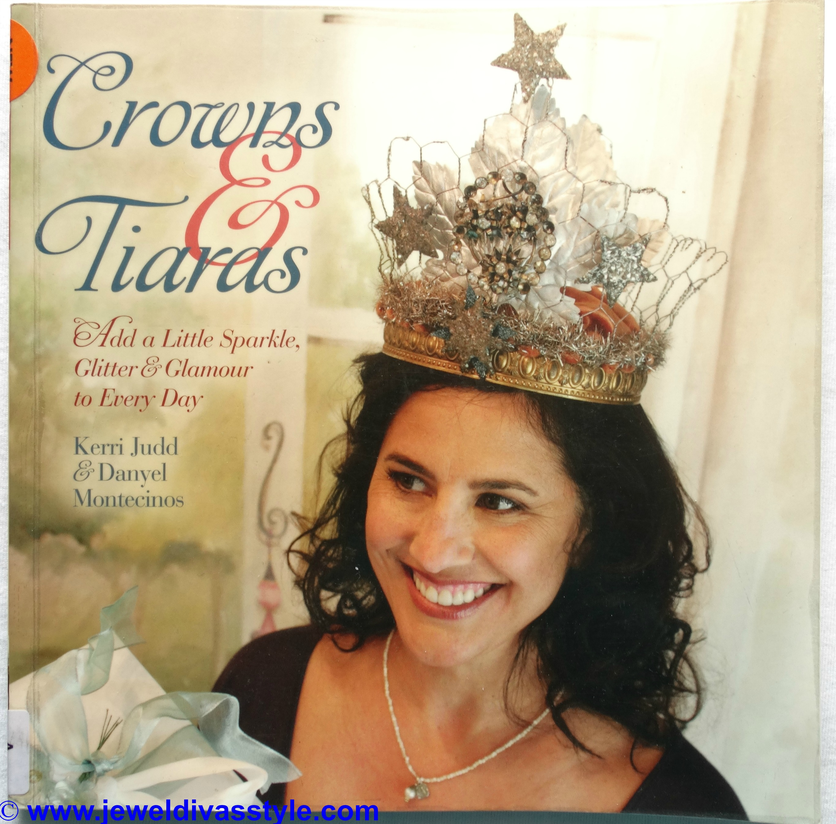 BOOK STYLE: Crowns & Tiaras