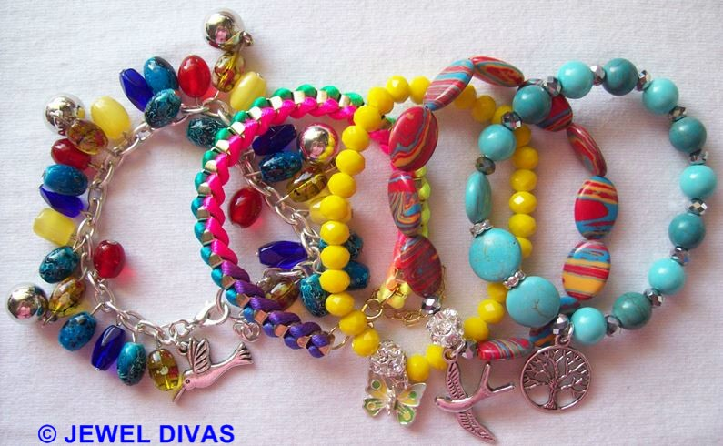 WANT IT WEDNESDAY: CALIFORNIA DREAMIN' bracelet stack