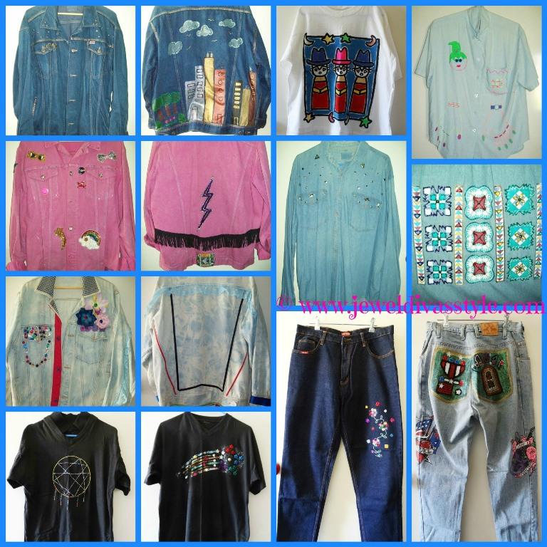 JDS - CLOTHES I CREATED