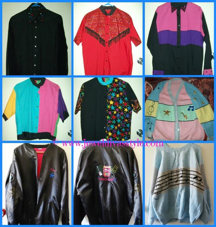 JDS - CLOTHES I DESIGNED