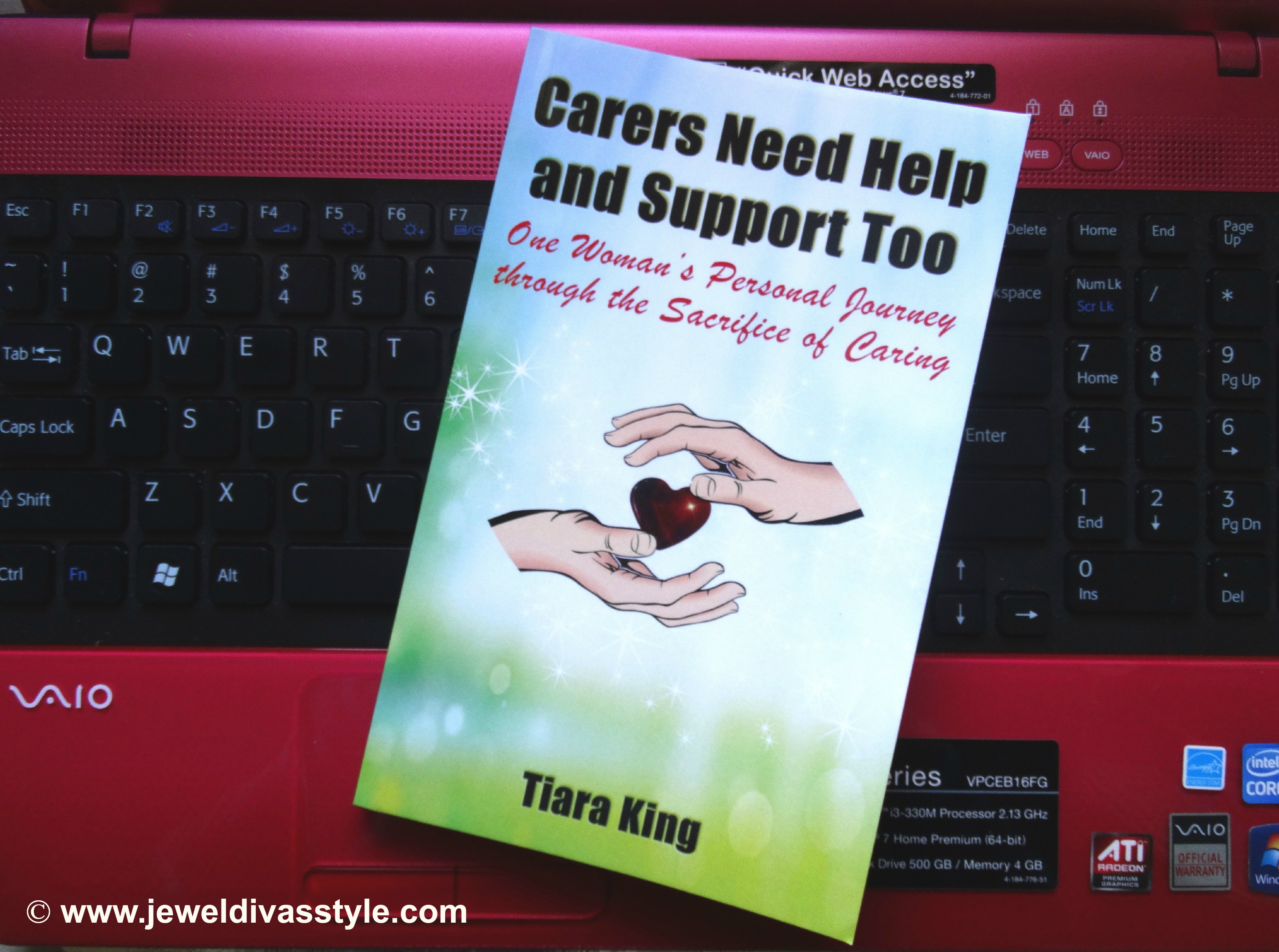 Tiara King Carers Need Help And Support Too