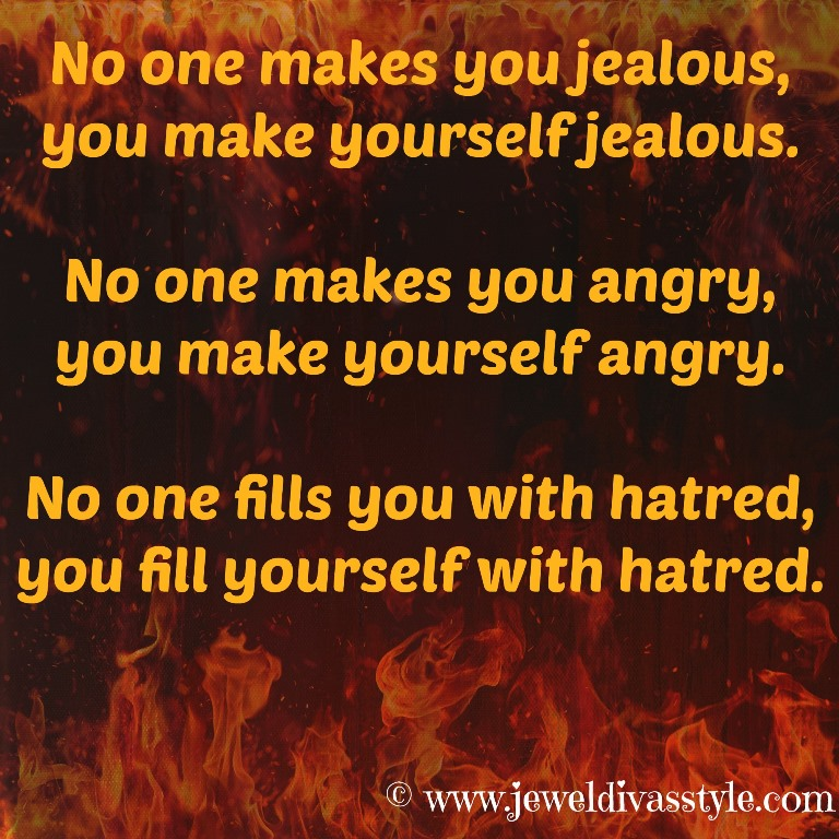 TODAY'S LIFESTYLE: Jealousy really is a curse!