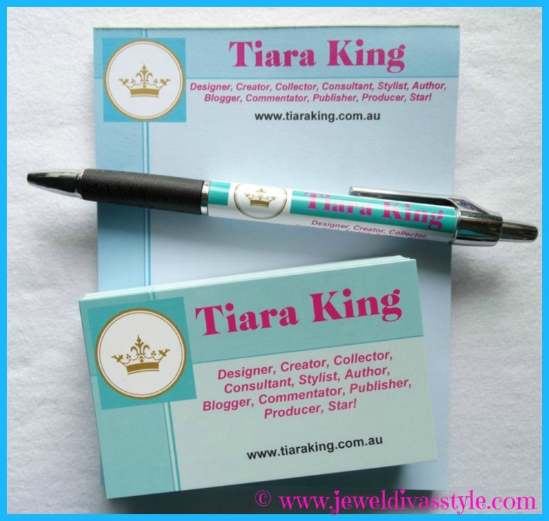 JDS - TIARA KING BUSINESS SET