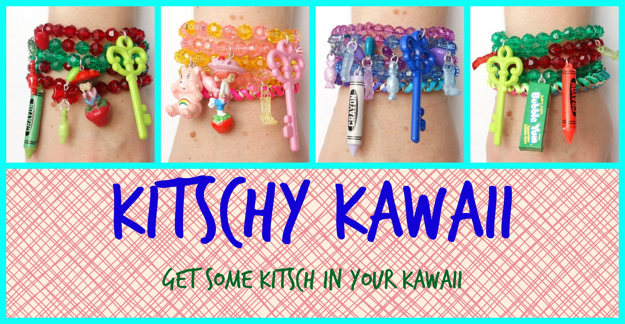 WANT IT WEDNESDAY: KITSCHY KAWAII, The NEW Collection