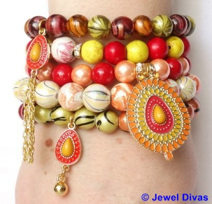 WANT IT WEDNESDAY: SUMMER FLING Bracelet Stacks