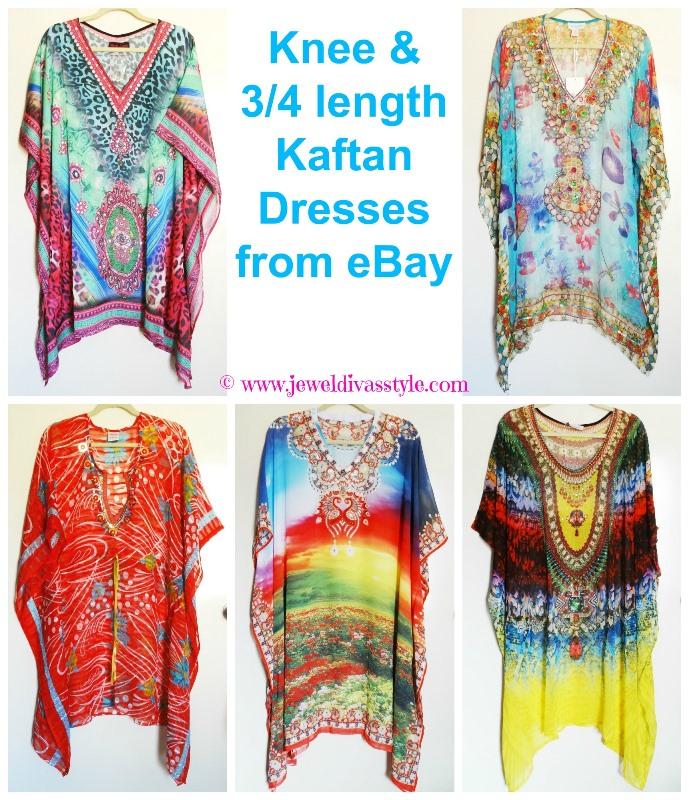 JDS - EBAY KAFTAN TOPS AND DRESSES