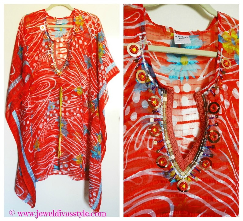STYLE FAILURE: Ebay, Kaftans and issues with buying online