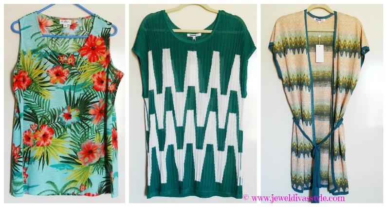 JDS - GREEN CLOTHES