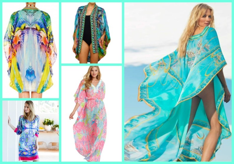 JDS - LUST HAVES - KAFTANS AND KIMONOS