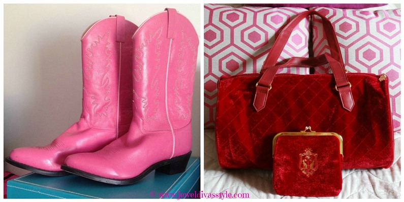 JDS - PINK AND RED ACCESSORIES