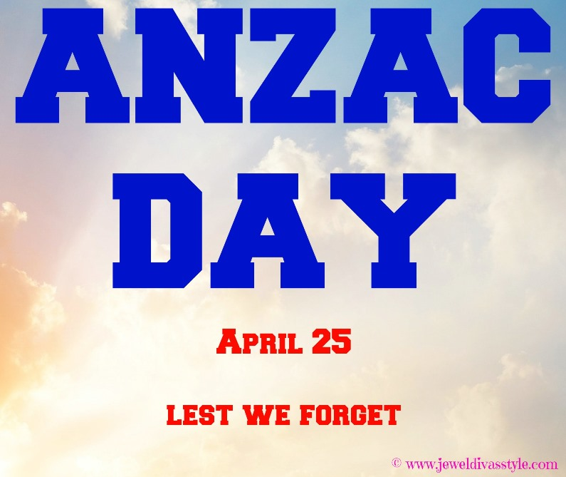 JDS - ANZAC DAY