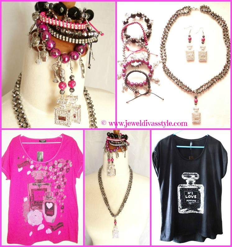 JDS - PERFUME JEWELS AND TOPS