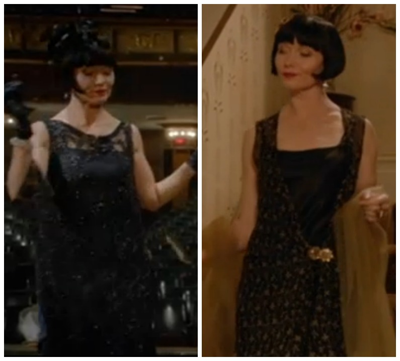 FASHION STYLE: The Fabulously Glamorous Miss Phryne Fisher, recap 1