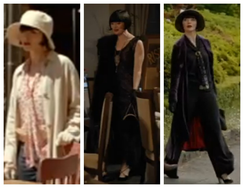 FASHION STYLE: The Fabulously Glamorous Miss Phryne Fisher, recap 3