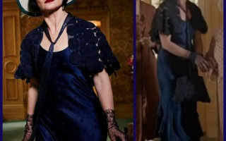 FASHION STYLE: The Fabulously Glamorous Miss Phryne Fisher, recap 5