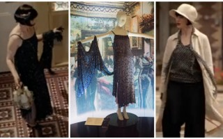 FASHION STYLE: The Fabulously Glamorous Miss Phryne Fisher, recap 4